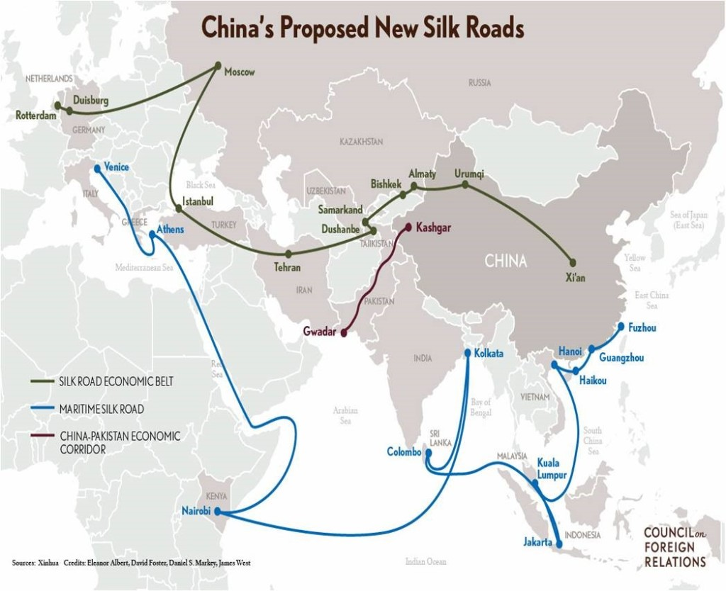 china_new_silk_road